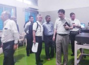 Japanese delegation visited Auto Cluster